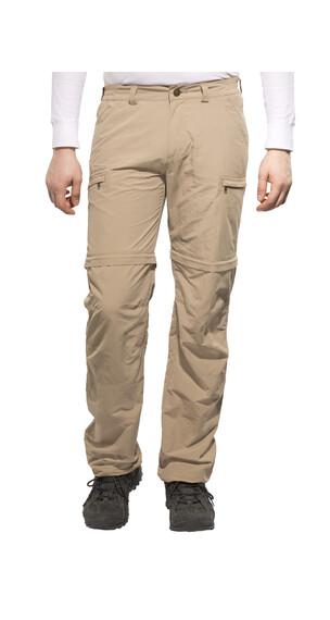 VAUDE Farley IV - Pantalones de Trekking - beige
